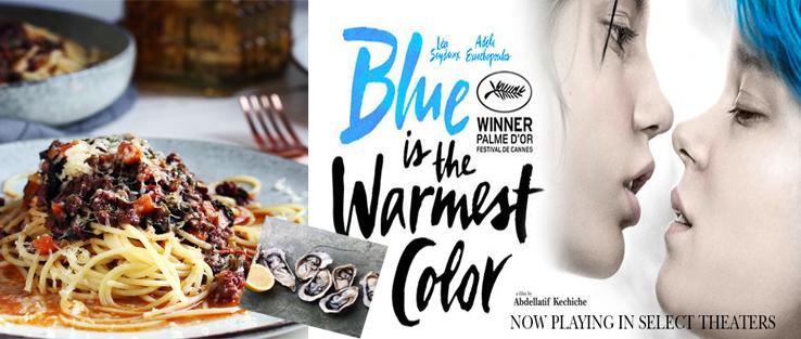 電影食譜藍色是最溫暖的顏色